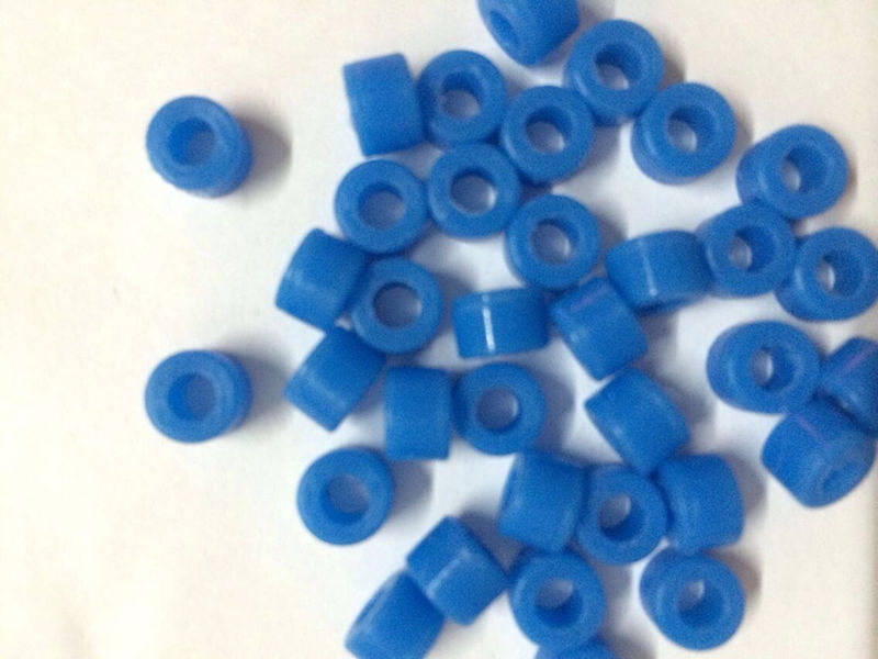 50 Pcs Blue Small Type Dental Silicone Instrument Color Code Rings ...