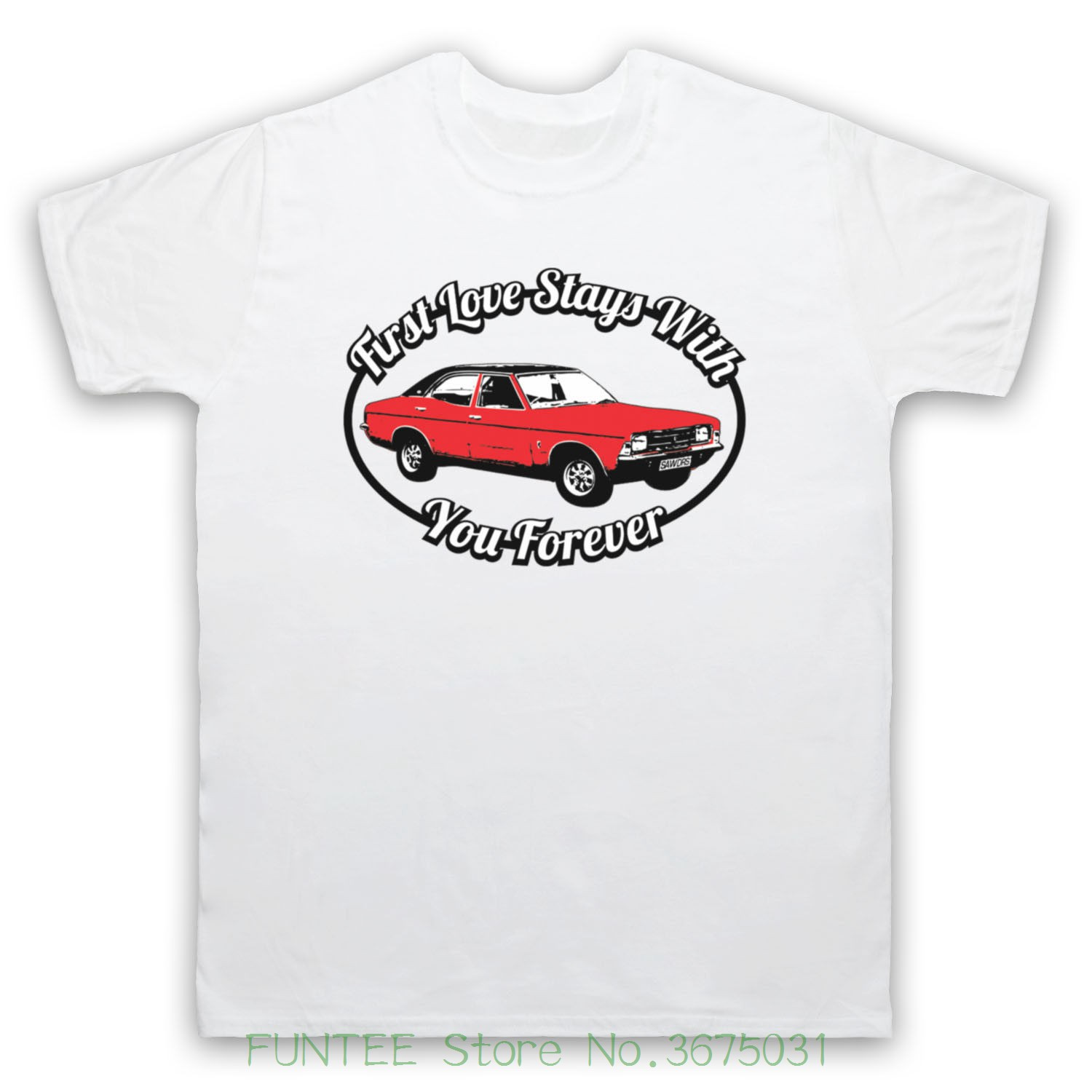 Hot Selling 100 % Cotton Saw Doctors Red Cortina First Love Irish Folk Rock Mens Womens & Kids T-shirt