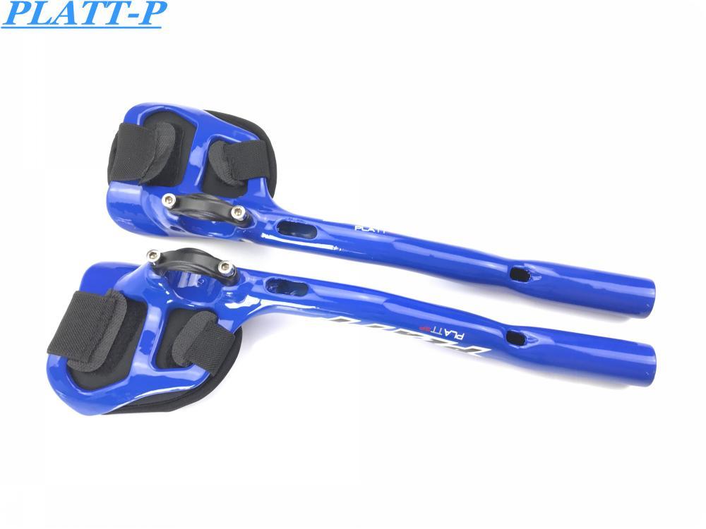 PLATT-P Potpuna ručka s biciklom od karbonskih vlakana Odmarajte se - Biciklizam - Foto 4