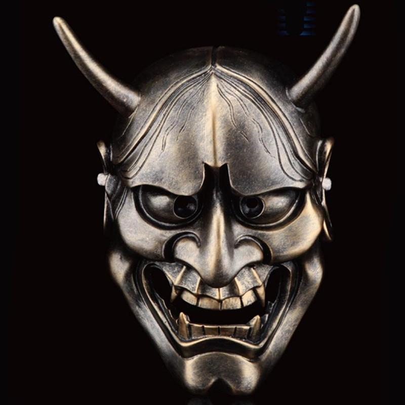 Тегін жеткізу Resin Hannya Mask Carnival Halloween - Костюмдер - фото 5