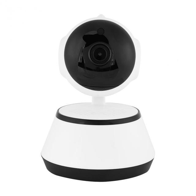 Audio Video Monitor WIFI Wireless Intelligent Network Sleeping Monitor Camera HD 720P Baby Home Viewer Indoor Night Vision Audio