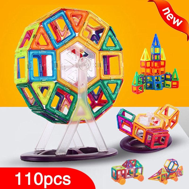 New-110pcs-Mini-Magnetic-Designer-Construction-Set-Model-Building-Toy-Plastic-Magnetic-Blocks-Educational-Toys-For-Kids-Gift-1