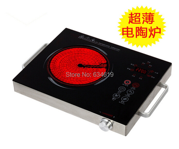 Double red induction cooker double loop infraredelectric ceramic stove hot pot ceramic furnace infrared electromagnetic furnace