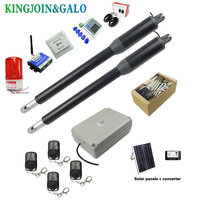 200 kgs Engine Motor System Automatic door AC220V/AC110V swing gate driver actuator perfect suit gates opener