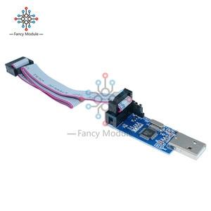 Image 2 - AVR ATMEGA16 Minimum System Board ATmega32 + USB ISP USBasp Programmer For ATMEL