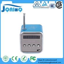 лучшая цена Caixa De Som Subwoofer Mini Speakers Led Music MP3 Player Speaker FM Portable Radio USB Stereo Micro SD TF For PC Laptop TD-V26