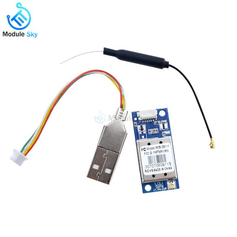 DC 5V Ralink RT3070 USB 2.0 WIFI Module Transfer Wireless Network Wifi 150M 802.11BG Adapter module for Linux Win7 XP
