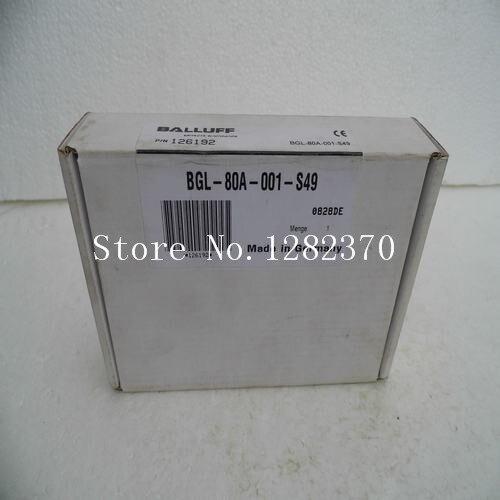 [SA] New original authentic special sales BALLUFF sensor switch BGL-80A-001-S49 Spot[SA] New original authentic special sales BALLUFF sensor switch BGL-80A-001-S49 Spot