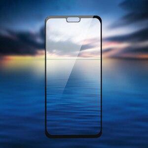 Image 5 - Vetro temperato Per Huawei Y5 Lite Copertura Completa di Protezione di Vetro Su Y 5 Y5 prime Y5lite 5lite Y9 2018 2019 Y92019 Protezione Dello Schermo