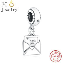 a8d51eedd Buy thank you charms for bracelets and get free shipping on AliExpress.com