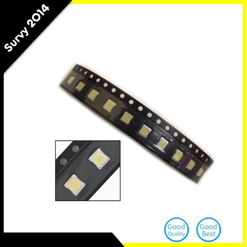 50 шт. LG innotek <font><b>LED</b></font> Подсветка высокое Мощность <font><b>LED</b></font> 2 Вт 6 В <font><b>3535</b></font> холодный белый ЖК-дисплей Подсветка для ТВ