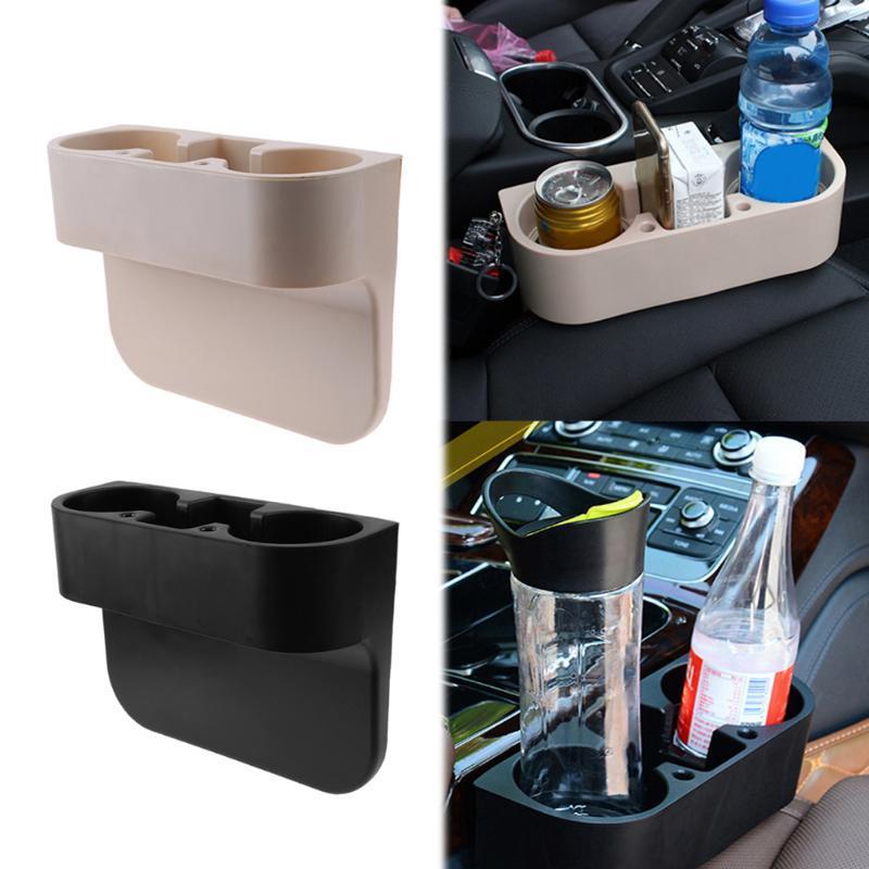 3 in 1 Getränkehalter Auto Organizer Multifunktions Auto Auto fahrzeug Seat Cup Telefon Getränkehalter Handschuhfach Innen Verstauen aufräumen