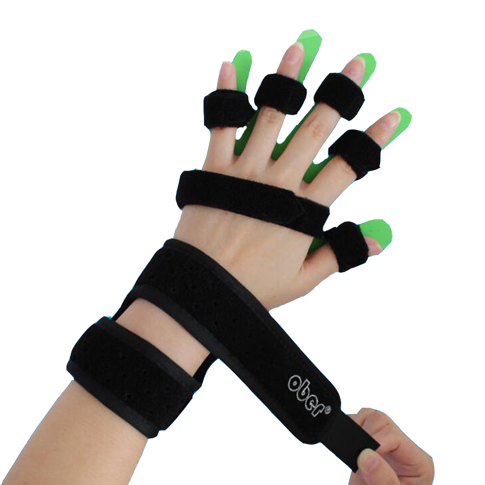 Adults Kids Hand Wrist Orthosis Separate Finger Flex Spasm Extension Board Splint Apoplexy Hemiplegia Right Left Men Women hand wrist orthosis separate finger flex spasm extension board splint apoplexy hemiplegia right left men women