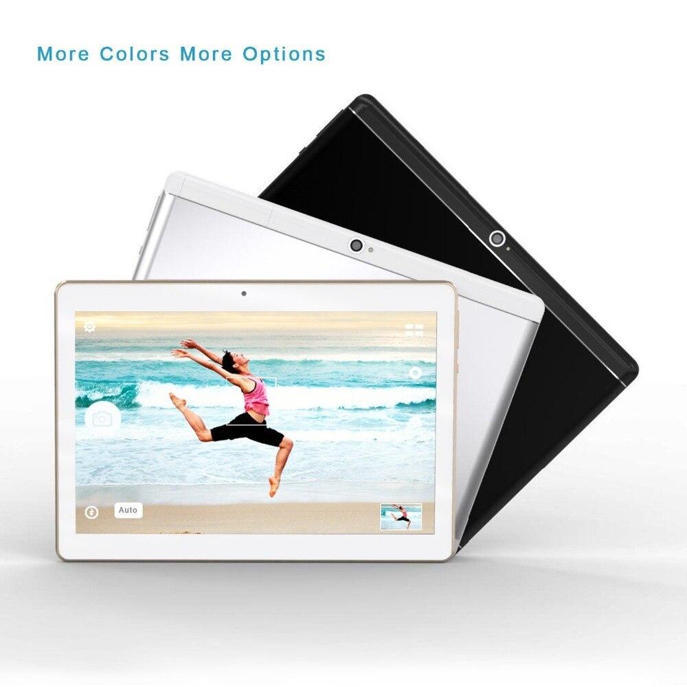 LNMBBS Android 7.0 tablets 10.1 inch tablets octa core 2gb 32gb con huella 5.0 MP 4G LTE 1920*1200 IPS google disco duro externo стоимость