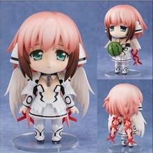 Nendoroid Cute sora no otoshimono Ikaros PVC Mini Action Figure Toy Doll 10cm 178 retail KC074