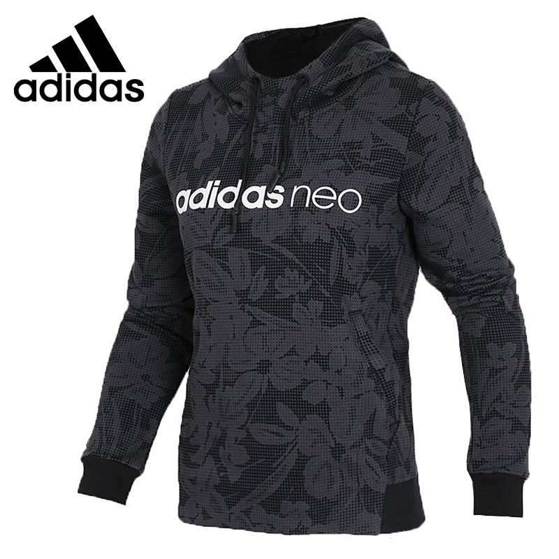 Original New Arrival 2018 Adidas NEO Label W Fav Hoodie Women's Pullover Hoodies Sportswear original new arrival 2018 adidas neo label fav tshirt men s t shirts short sleeve sportswear