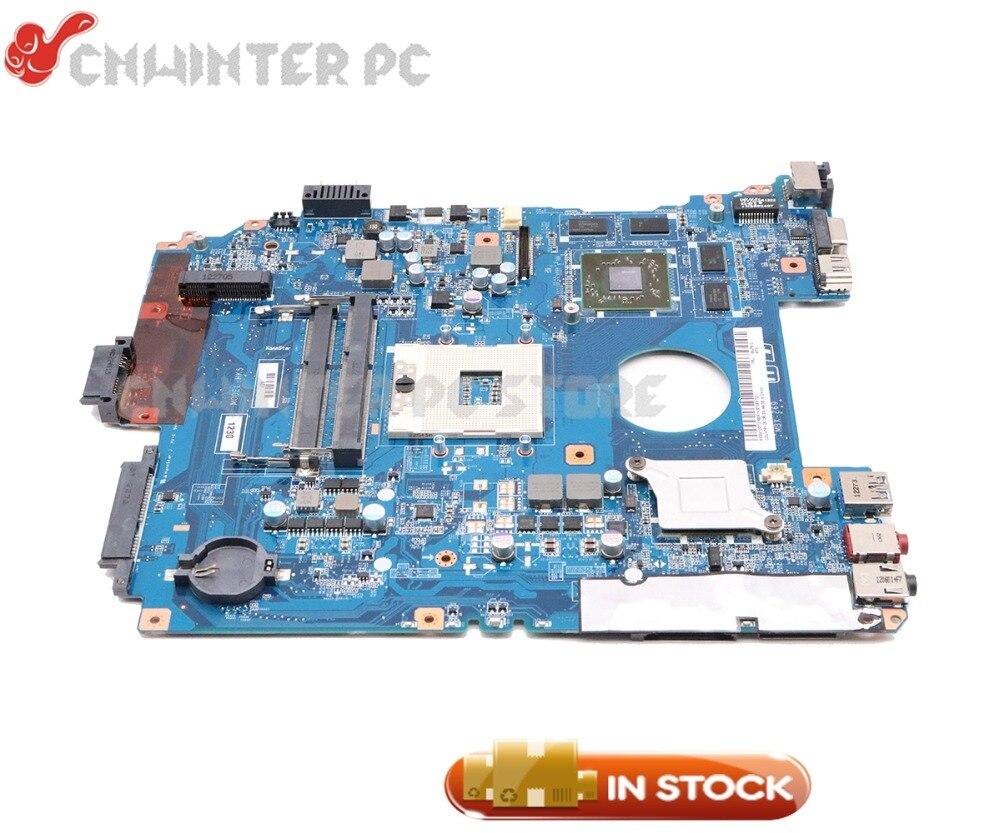 купить NOKOTION A1876100A A1876099A For Sony Vaio SVE151D11M SVE151 SVE15 Laptop Motherboard MBX-269 DA0HK5MB6F0 HD7500M 1GB по цене 6731.75 рублей