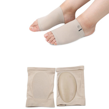 1Pair Arches Footful Orthotic Arch Support Foot Brace Flat Feet Relieve Pain Comfortable Shoes Orthotic Insoles chain