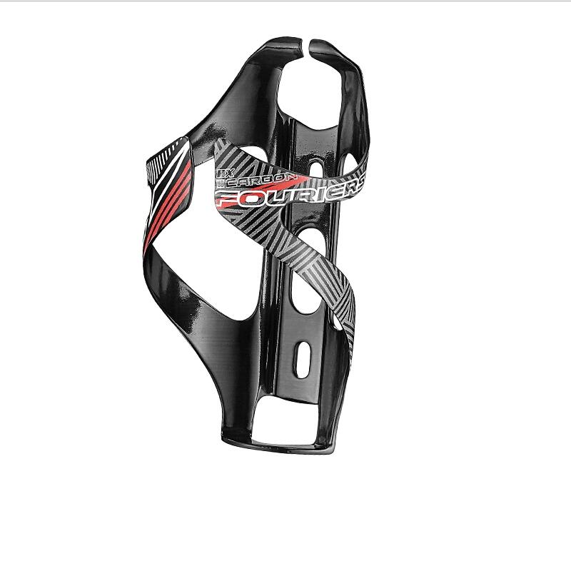 FOURIERS WBC-DX002 Full Carbon fiber UD bicycle water bottle cage with arc design smooth bottle removal 31g bike bottle holder fouriers hb mb008 n2 320 carbon fiber ud mountain bike straight handlebar 31 8x750mm 170g 9 degrees