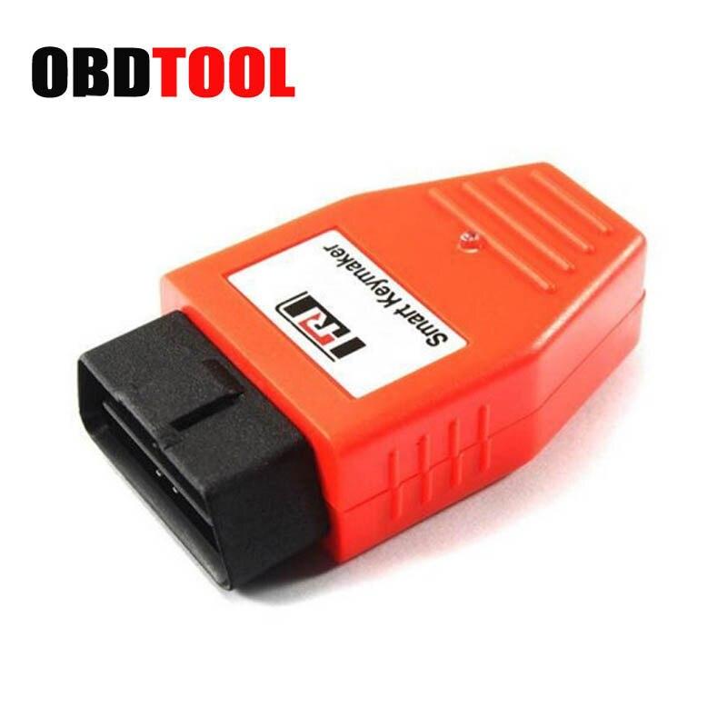 ObdTooL Smart Key Programmer for Toyota 4C 4D Chip OBD OBD2 Eobd 16pin Adapter Car Keymaker Transponer for Lexus JC10