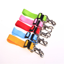 Pet Car Safety Seat Care Dog Cat Vehicle Belt Seatbelt Harness Lead Clip Carriers Leads Belts Accessories