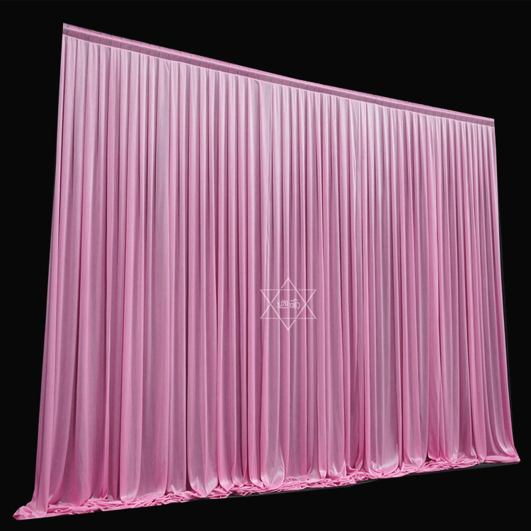 Free Shipping 3X3M Wedding Stage Backdrop Stand Curtain For wedding decoration 10ftx10ft