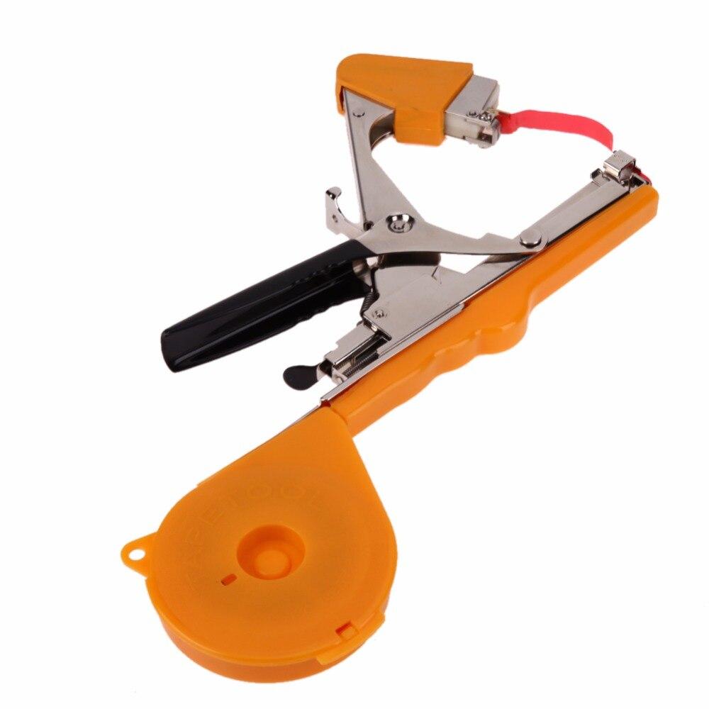 Binden zweig Maschine gartengeräte Tapetool Tapener Verpackung des stem Umreifung Cortador Huerto Trauben Bindung jt004