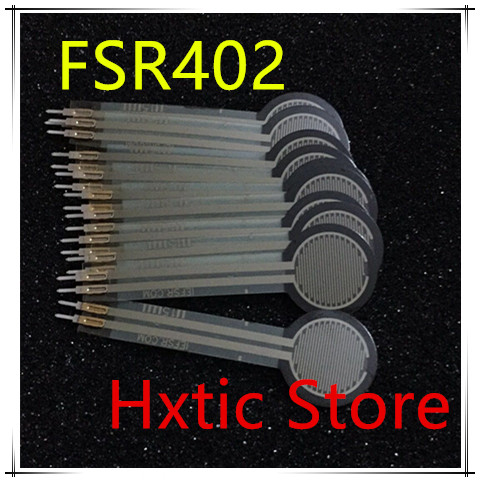 5pcs FSR402 Force Sensitive Resistor 0.5 Inch FSR US