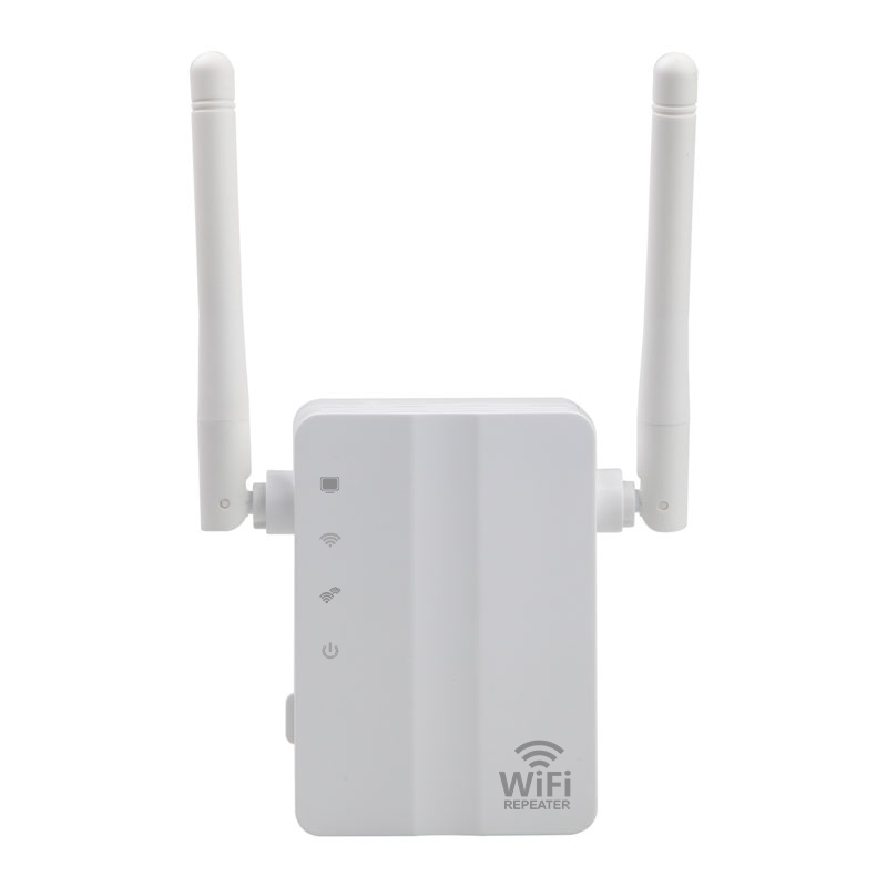 Mini 300Mbps Wireless Wifi 2.4G Repeater Network Repetidor 2dBi Antenna Signal Amplifier Booster Extender 802.11b/g/n EU/US Plug