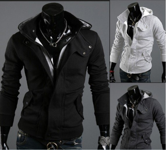 New coats men outwear Mens Special Hoodie Jacket Coat men clothes ...