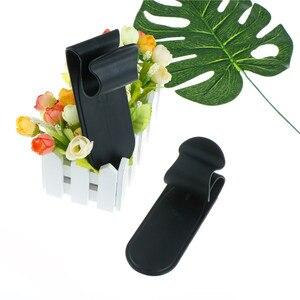 Image 5 - 1 Pcs Universele Kofferbak Montagebeugel Paraplu Houder Clip Haak Interieur Mode Multifunctionele Fastener Accessoire