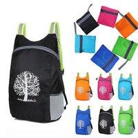 耐久性のある折りたたみ Packable 軽量旅行ハイキングバックパックスポーツバッグアウトドア狩猟登山バッグ旅行バックパック|登山バッグ|   -