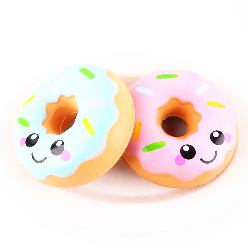 Mobile Phone Straps Efficient 1pc Bread With Chocolate Kids Girl Kawaii Novelty Toy Cute Charm Phone Straps Super Slow Rising Cake Kids Toys Gift Without Return