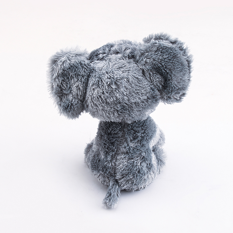 Ty Beanie Boos Stuffed   Plush Animals Gray Elephant Toy Doll 6