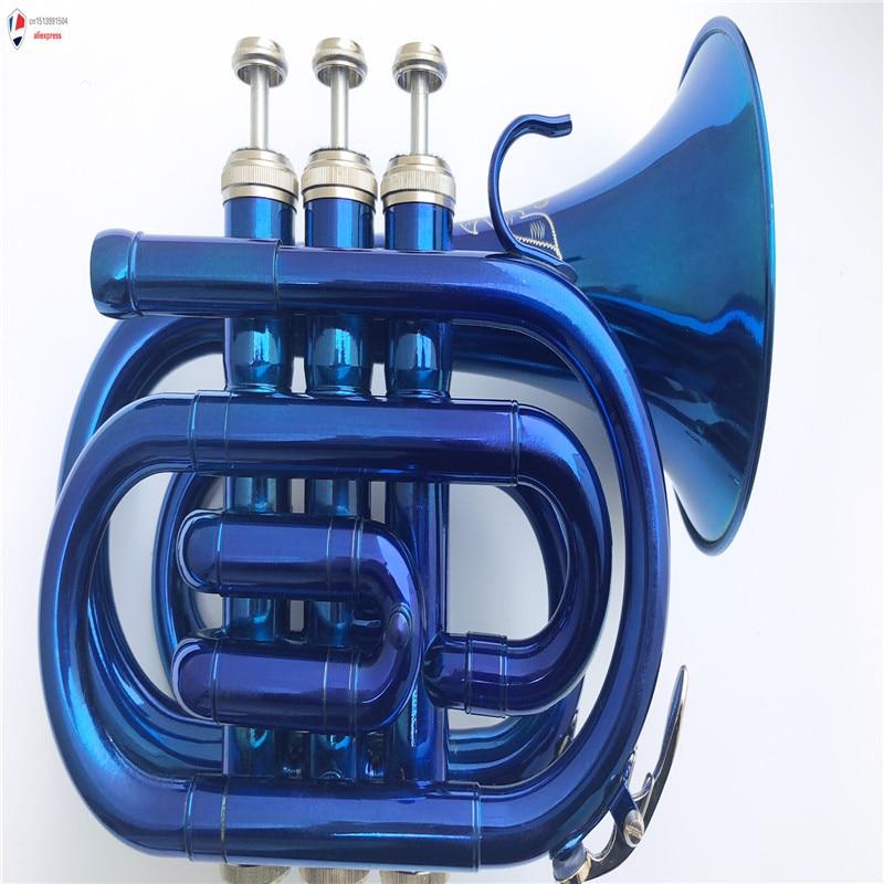 Νέο Bach Pocket Trumpet Blue Band Φοιτητής - Μουσικά όργανα - Φωτογραφία 5