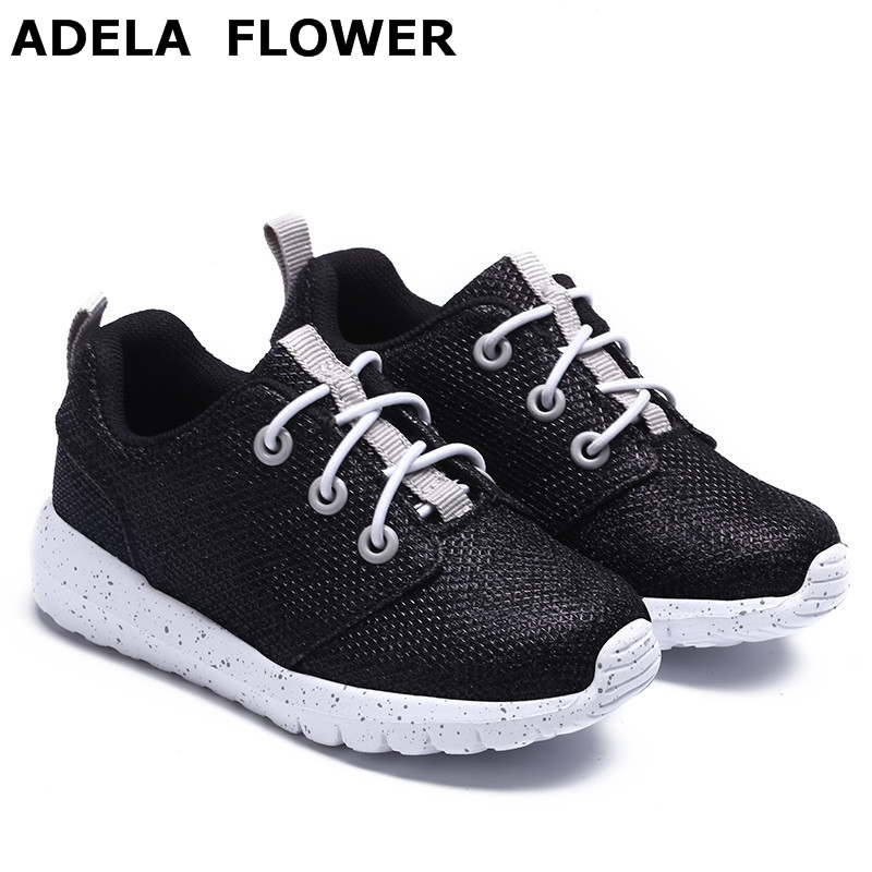 Toddler Shoes 1 to 3 Years Old Baby Boys And Girls Casual Sports Shoes  Textile Upper Breathable Comfort  Kids Sneakers Solid