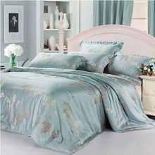 Luxury Tencel Silk Bedding Sets Queen King Size 4pcs Moroccan Paisley Duvet Cover Bed Sheet Bedclothes Home Textile