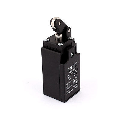 Side Roller Lever SPDT Type Limit Switch AC 6A/250V DC 0.3A/220V CLS-111 купить