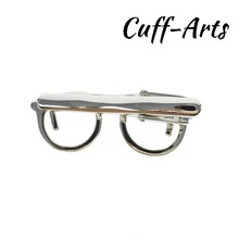 Cuffarts 2018 Tie Clip Men Jewelry Gifts For Men High Quality Tie Pin Gift For Men Designer Jewelry Luxury Tie Clips T20007