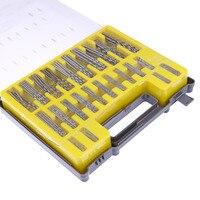 0 4mm 3 2 150Pcs Mini Twist Drill Bit Kit HSS Micro Precision Twist Drill