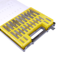 0 4mm 3 2 150Pcs Mini Twist Drill Bit Kit HSS Micro Precision Twist Drill