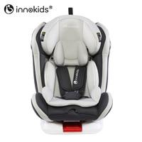 7.8 IK 08 (YELLOW) Innokids Safety Belt Baby Car Seat Booster Car Seat Child Car Safety Seaty Adjustable