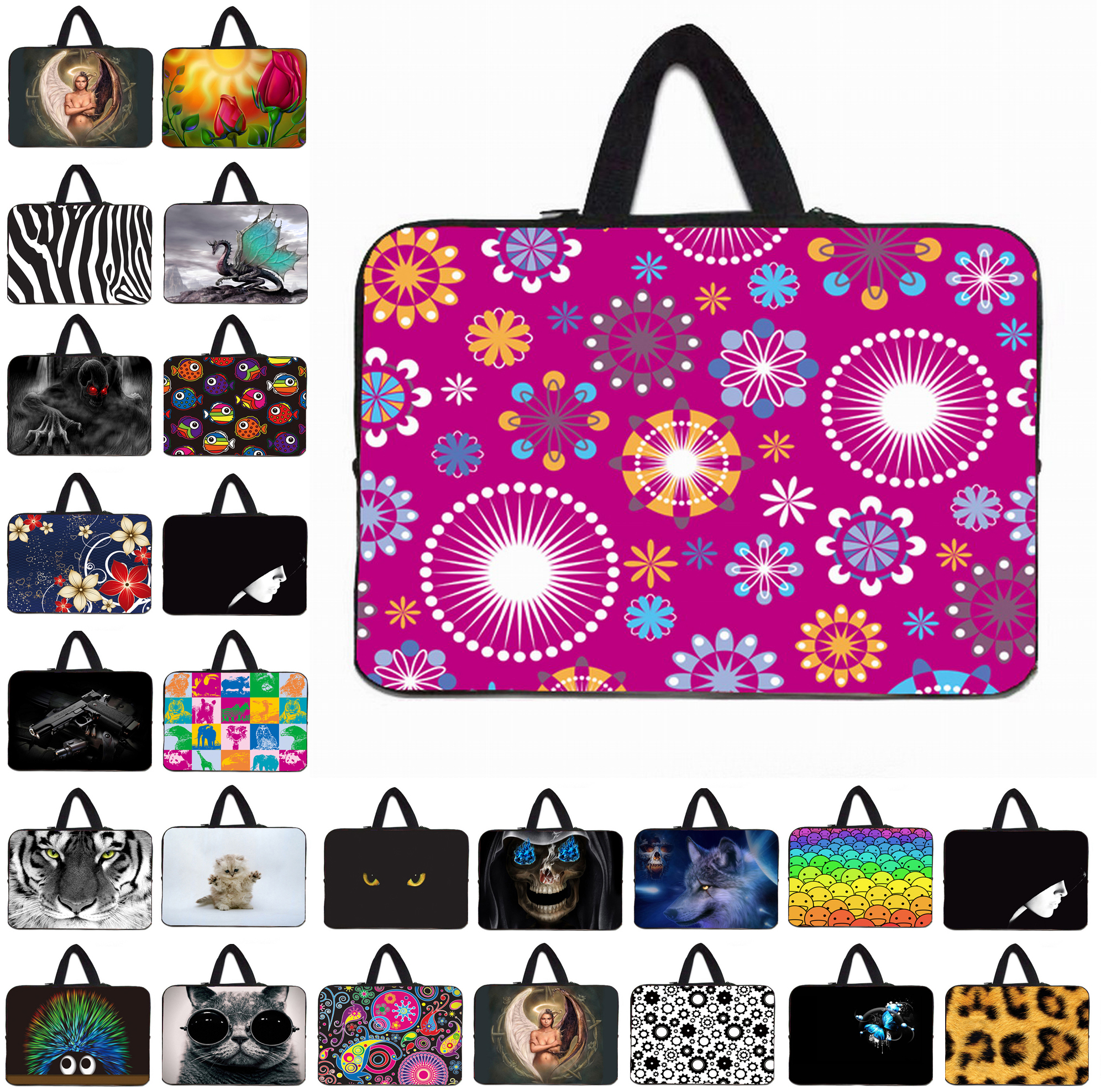 Notebook Zipper Waterproof Bags For 12 Universal 11 6 12 1 Tablet Mini PC Shockproof font