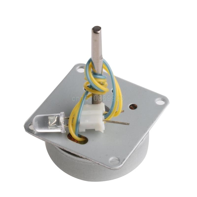 Mini Micro Small 3-phase Wind Turbines Hand Alternator Generator 3V-24v 12v New