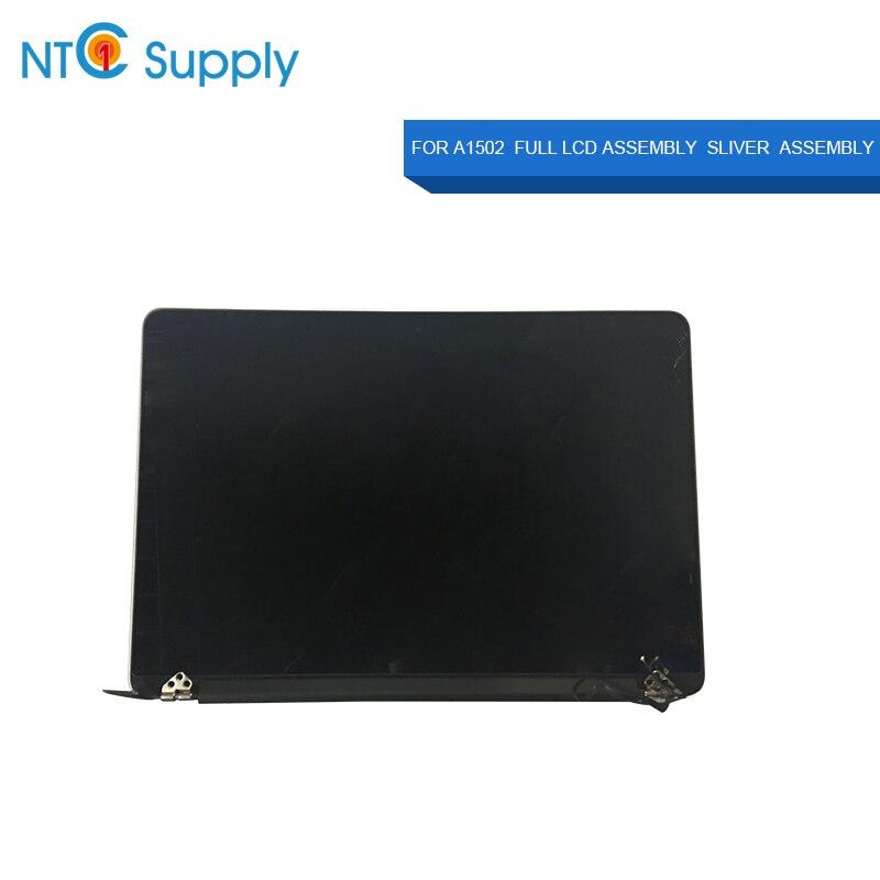 """Billiger Preis Meihou Silber Für Apple Macbook Pro Retina 13 """"a1502 Lcd Screen Display Montage 661-02360 Frühen 2015 Laptop Lcd Computer Bildschirm"""