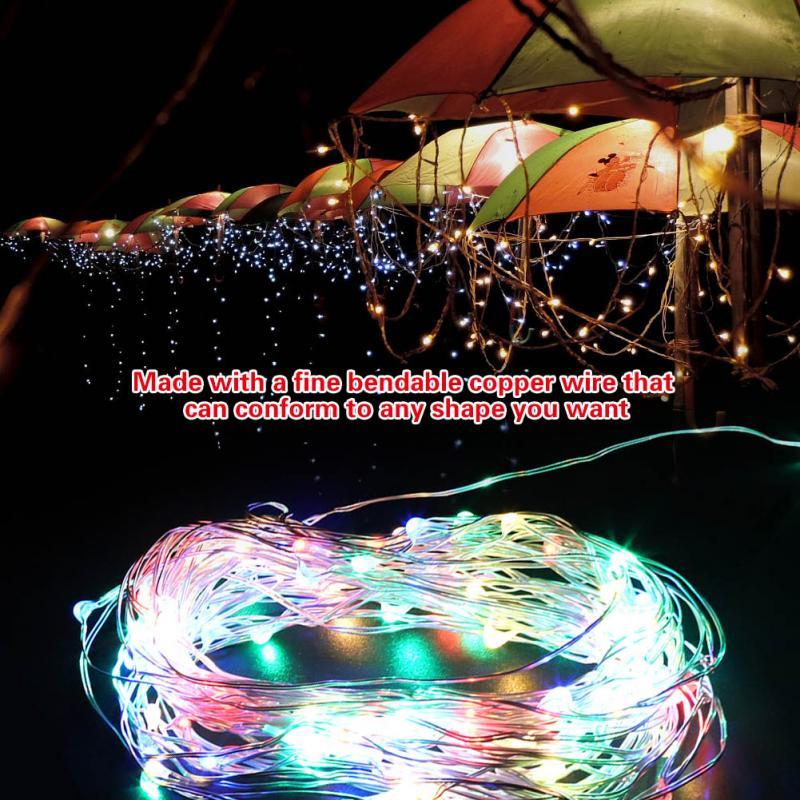 Fairy Lights Wedding Reception Ideas: 10m 100LED Waterproof String Lights Fairy Lights Christmas