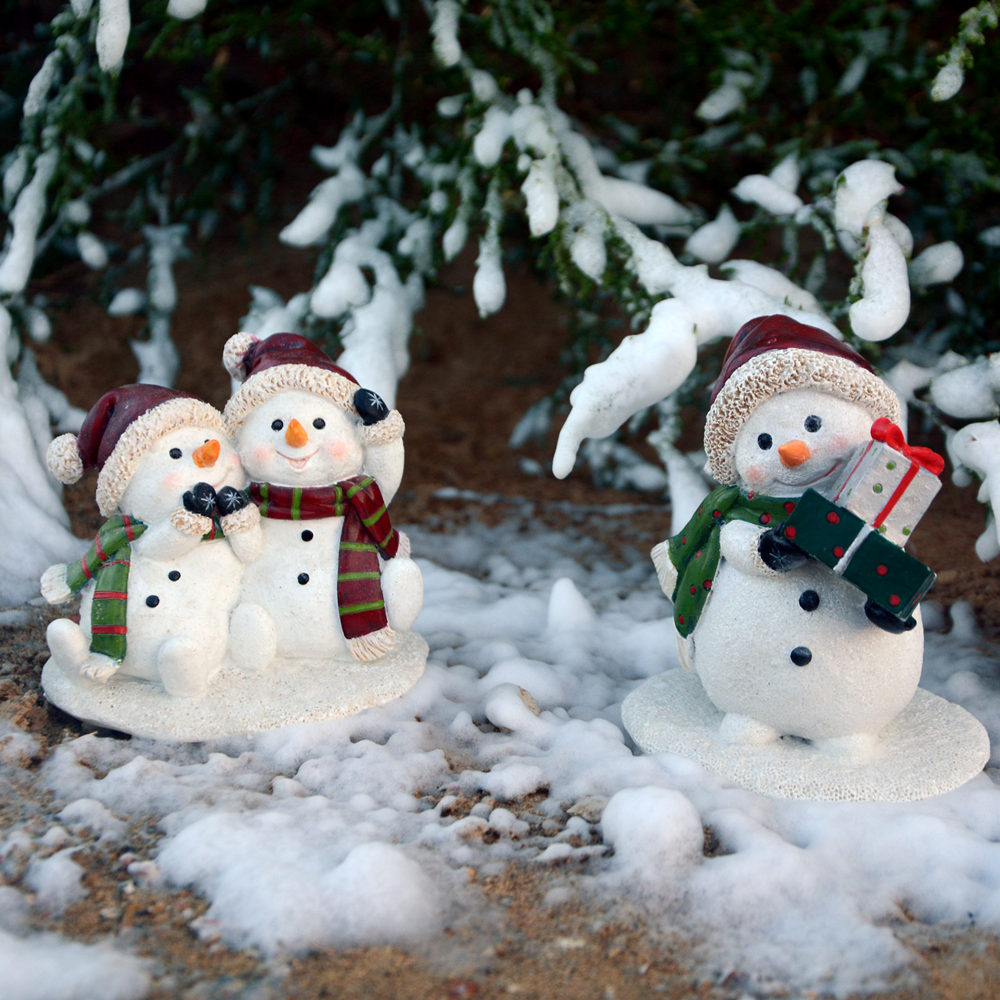 однородный милые снеговики фото нравится