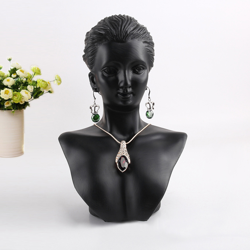 New Arrival Black Female Resin Mannequin Head Wigs Hats Cap Jewelry Glasses Headphone Display Model Stand Window Mannequin HeadNew Arrival Black Female Resin Mannequin Head Wigs Hats Cap Jewelry Glasses Headphone Display Model Stand Window Mannequin Head