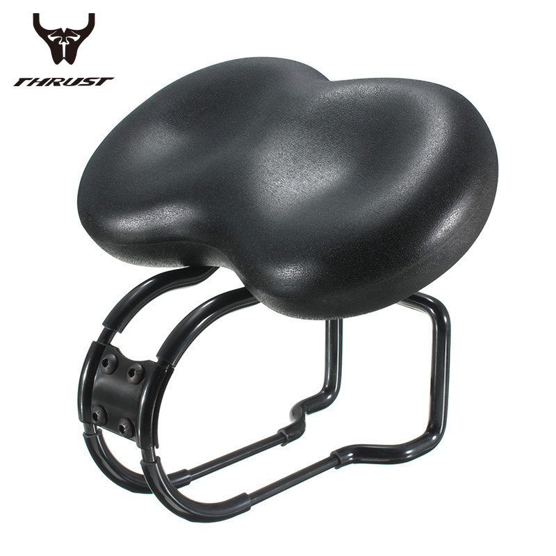 Buy 2017 Pu Leather Bicycle Saddle Mountain Bike