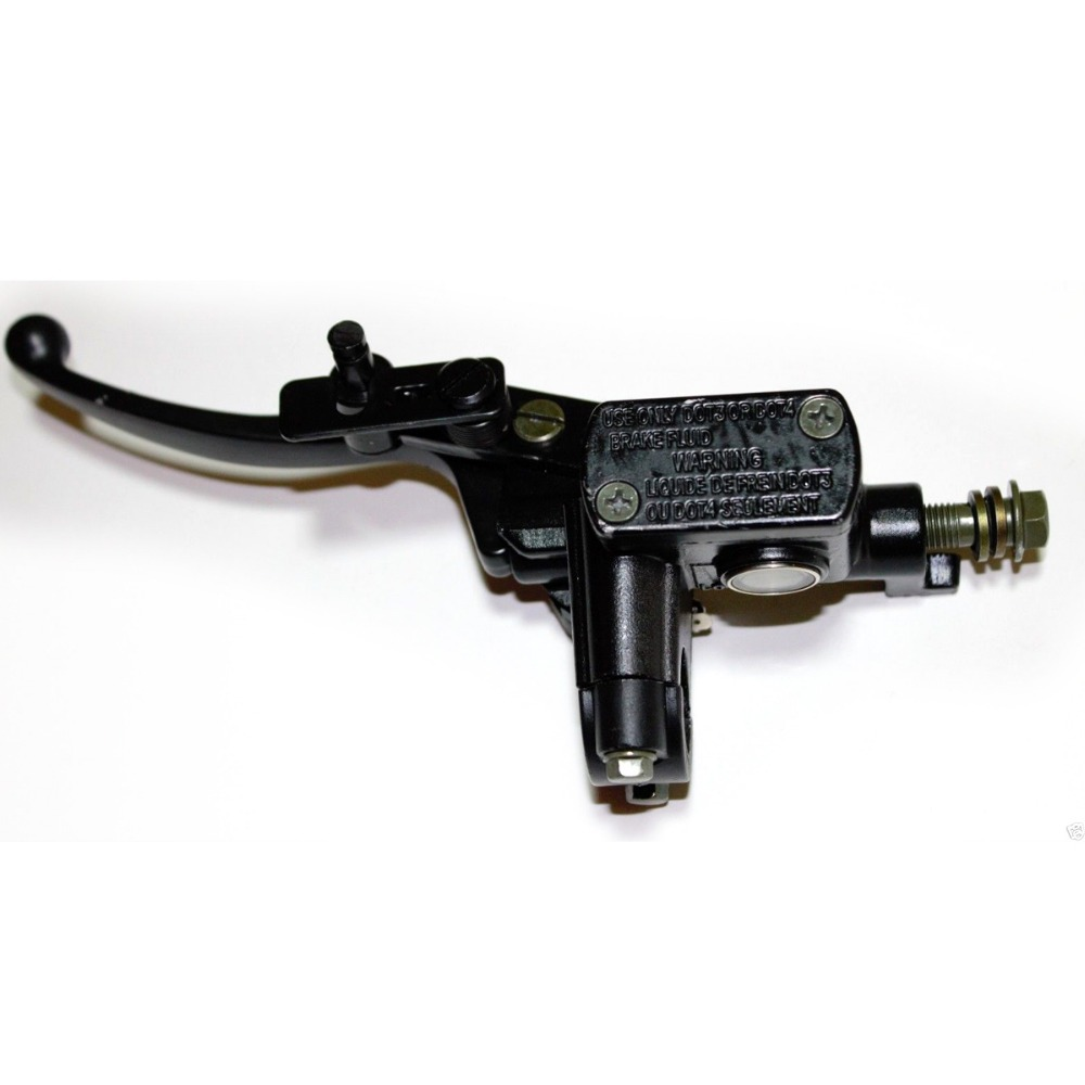 ATV BRAKE MASTER CYLINDER (LEFT) LEVER ASSEMBLY 50CC 70CC 90CC 110CC 125CC 150CC connector hr10a 7p 5s 73